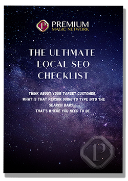The ultimate local seo checklist for magicians and magic dealers