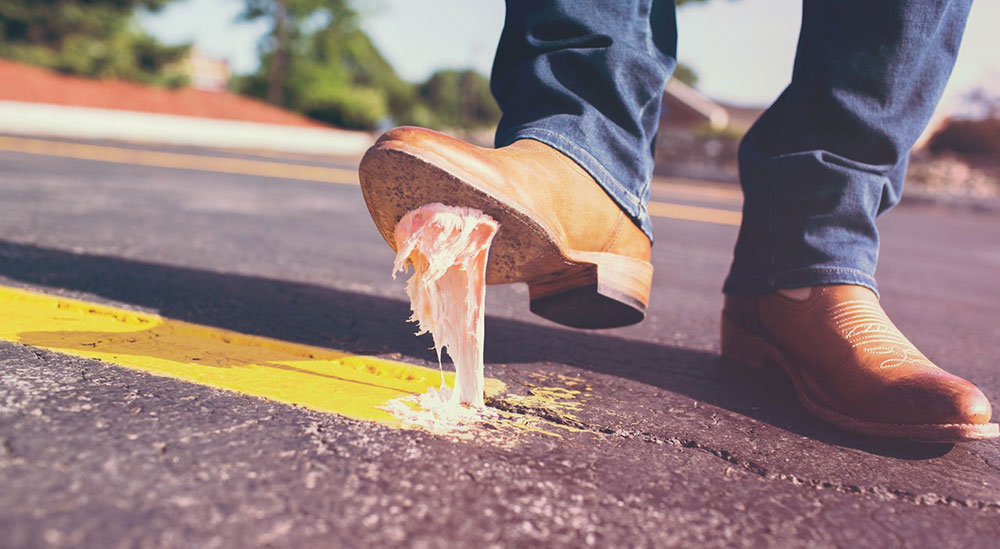 Avoid these costly website mistakes like you would avoid stepping on gum.